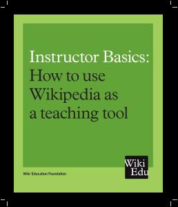 Instructor Basics PDF