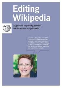 Editing Wikipedia brochure pdf