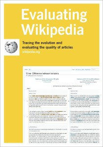 Evaluating Wikipedia brochure pdf