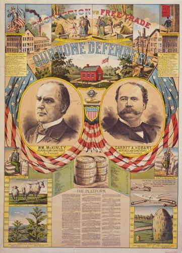 1896RepublicanCampaignPoster