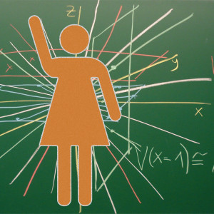 An image created by Wiki Ed for a post about women in science.