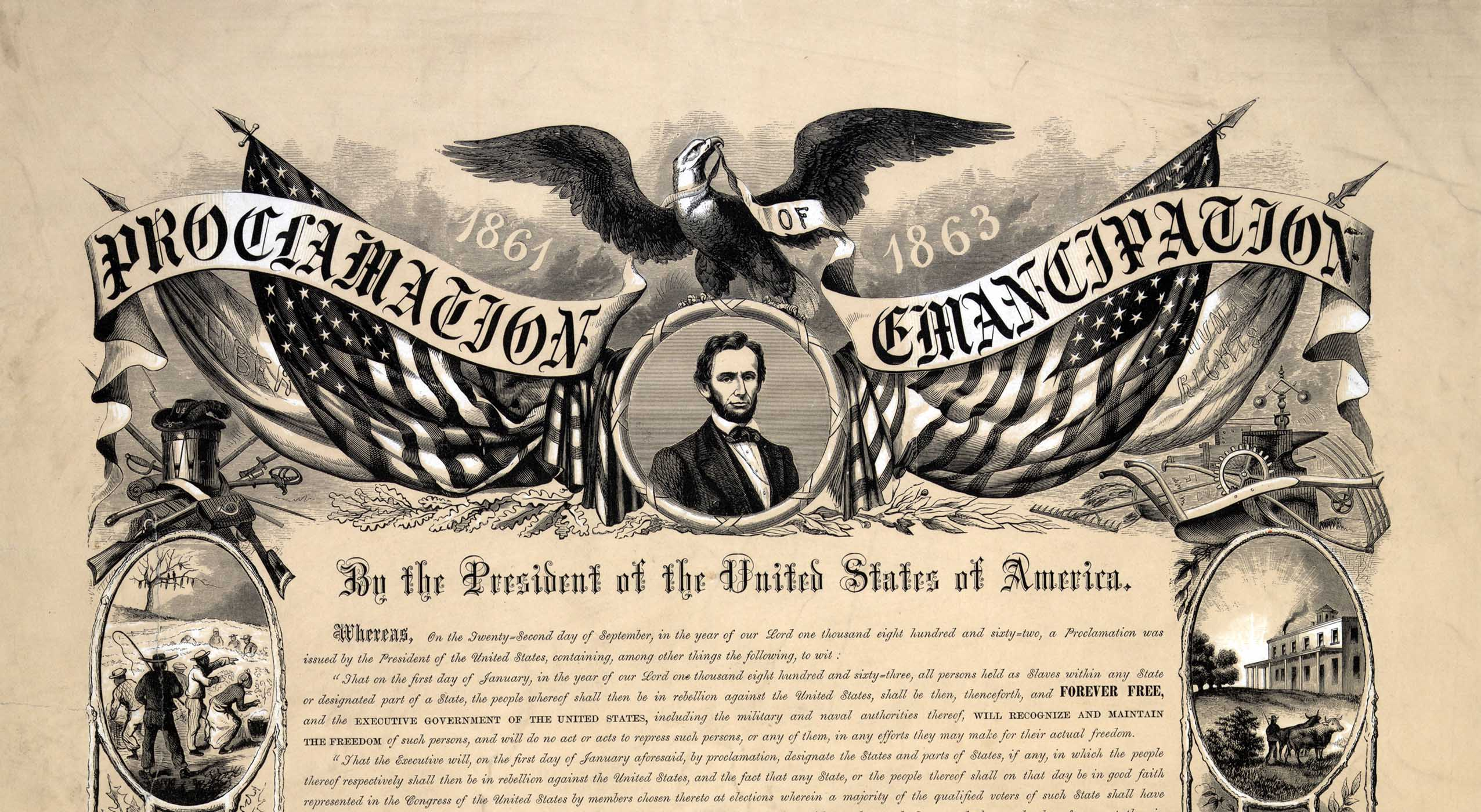 why did lincoln issue the emancipation proclamation in january 1863 and what were its consequences The emancipation proclamation was an executive order issued by abraham lincoln on january 1, 1863 cases in which slaves were awarded freedom.