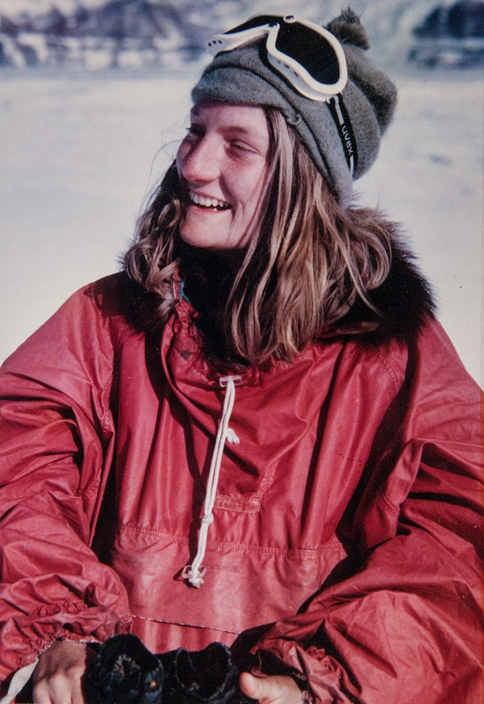 Rosemary Askin (b. 1949), geologist specializing in Antarctic palynology; first woman from New Zealand to lead a research project in Antarctica.Image: MG 6885Rosie1970.jpg, by Rosieaskin, CC BY-SA 4.0, via Wikimedia Commons.