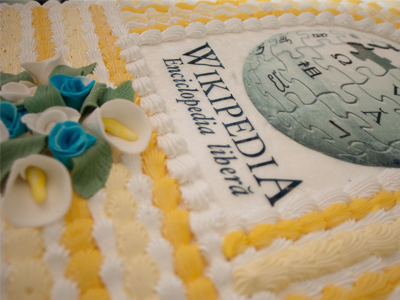 Peachy What Were Celebrating On Wikipedia Day Wiki Education Funny Birthday Cards Online Aeocydamsfinfo